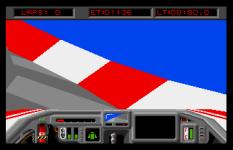 Powerdrome Atari ST 10