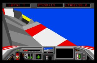 Powerdrome Atari ST 12