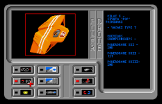Powerdrome Atari ST 22