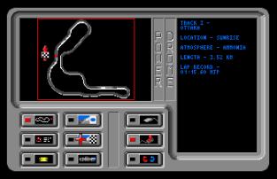 Powerdrome Atari ST 23