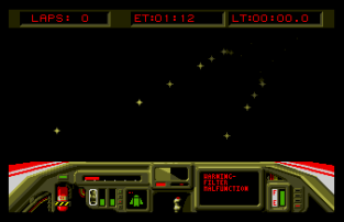 Powerdrome Atari ST 31