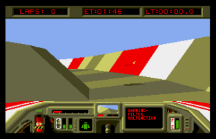 Powerdrome Atari ST 34