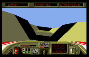 Powerdrome Atari ST 42