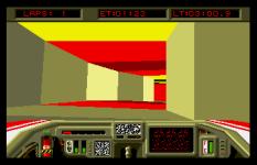 Powerdrome Atari ST 43