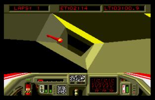 Powerdrome Atari ST 45