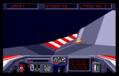 Powerdrome Atari ST 54
