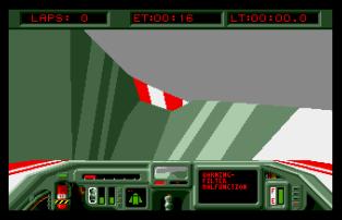 Powerdrome Atari ST 56