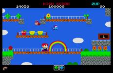 Rainbow Islands Atari ST 11