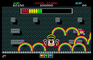 Rainbow Islands Atari ST 23