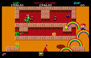 Rainbow Islands Atari ST 31