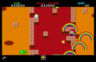 Rainbow Islands Atari ST 34
