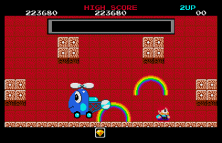 Rainbow Islands Atari ST 42