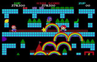 Rainbow Islands Atari ST 53