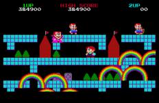 Rainbow Islands Atari ST 54