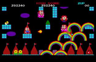 Rainbow Islands Atari ST 56