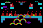 Rainbow Islands Atari ST 57