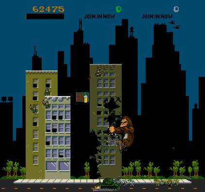 Rampage Arcade 23