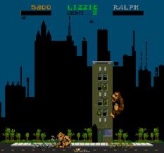 Rampage Arcade 33