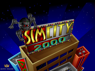 Sim City 2000 PC 01