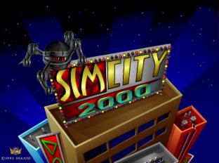 Sim City 2000 PC 01