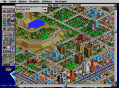 Sim City 2000 PC 10