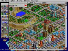Sim City 2000 PC 10