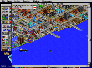 Sim City 2000 PC 12