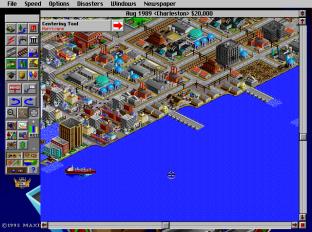 Sim City 2000 PC 12