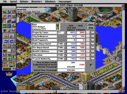 Sim City 2000 PC 20