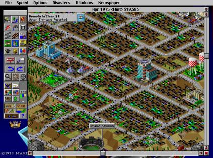 Sim City 2000 PC 23