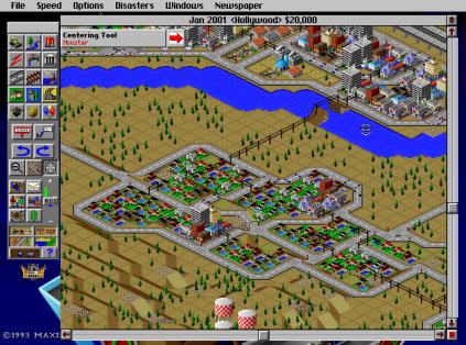 Sim City 2000 PC 31