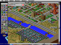 Sim City 2000 PC 32