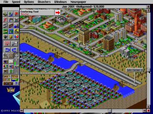 Sim City 2000 PC 32
