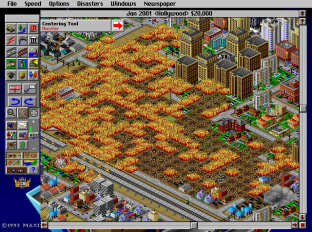 Sim City 2000 PC 34