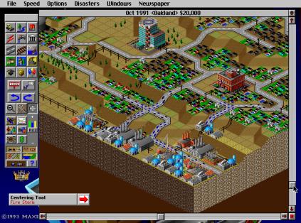 Sim City 2000 PC 42