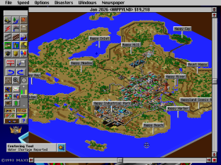 Sim City 2000 PC 45