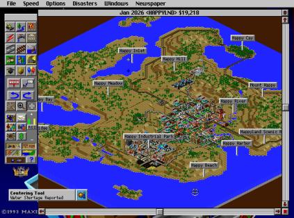 Sim City 2000 PC 45