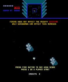 Sinistar Arcade 12