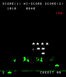 Space Invaders Arcade 13