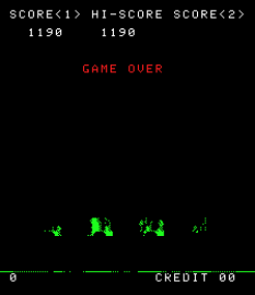 Space Invaders Arcade 19
