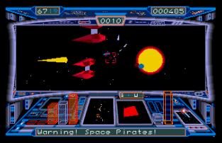 Starglider 2 Atari ST 12