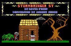 Stormbringer Atari ST 11