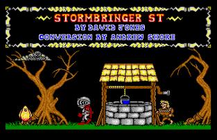 Stormbringer Atari ST 12