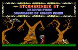 Stormbringer Atari ST 16