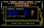 Stormbringer Atari ST 24
