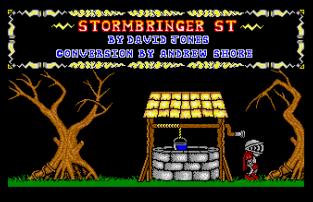 Stormbringer Atari ST 31