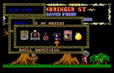 Stormbringer Atari ST 32