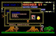 Stormbringer Atari ST 33