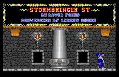 Stormbringer Atari ST 37