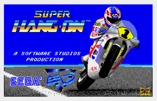 Super Hang-On Atari ST 01